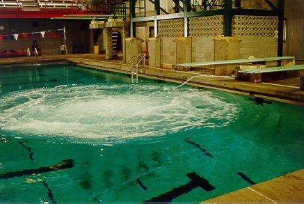 diving bubbler sparger system