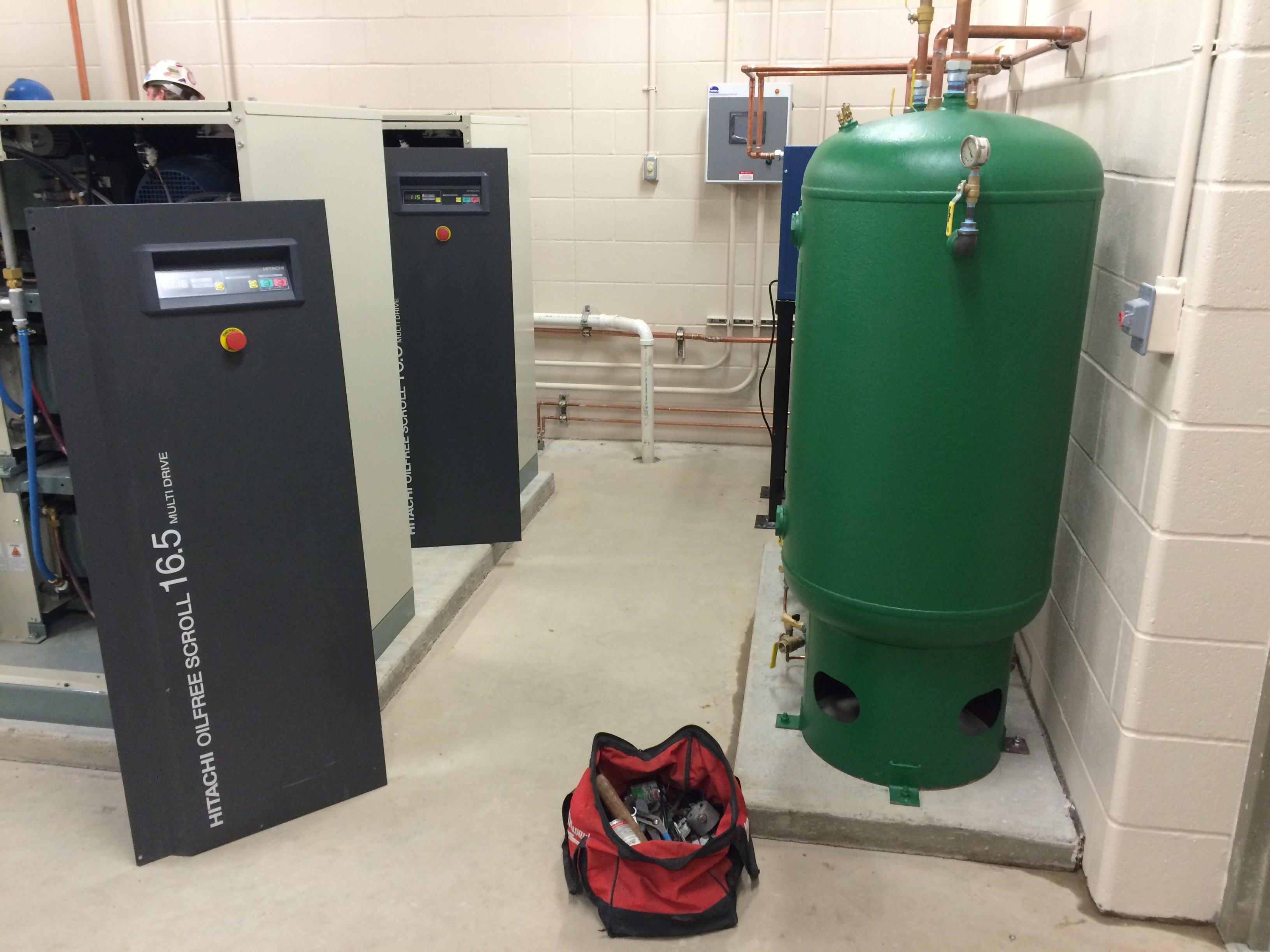water tank mixer