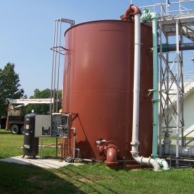 Liquid Fertilizer Mixer
