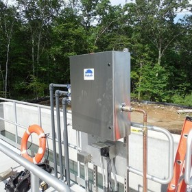 wastewater treatment plant mixing